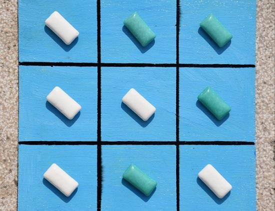 chewing gum e denti